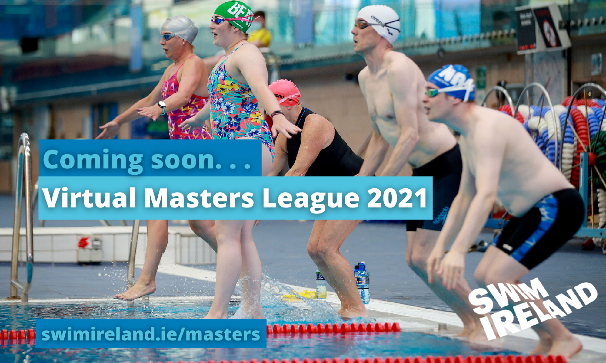 Irish Masters Swimming